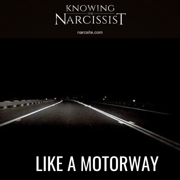 LIKE A MOTORWAY