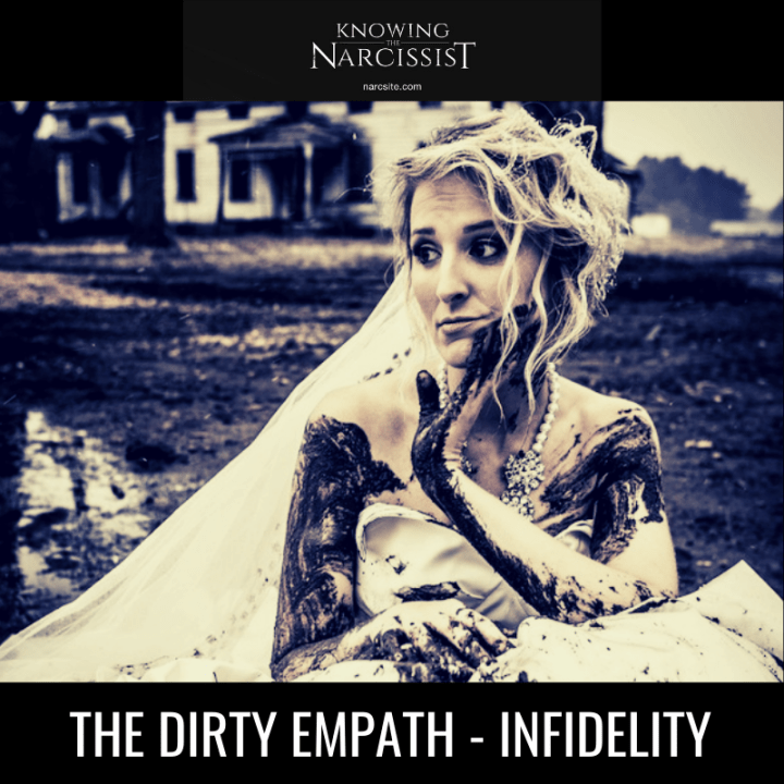 THE DIRTY EMPATH - INFIDELITY