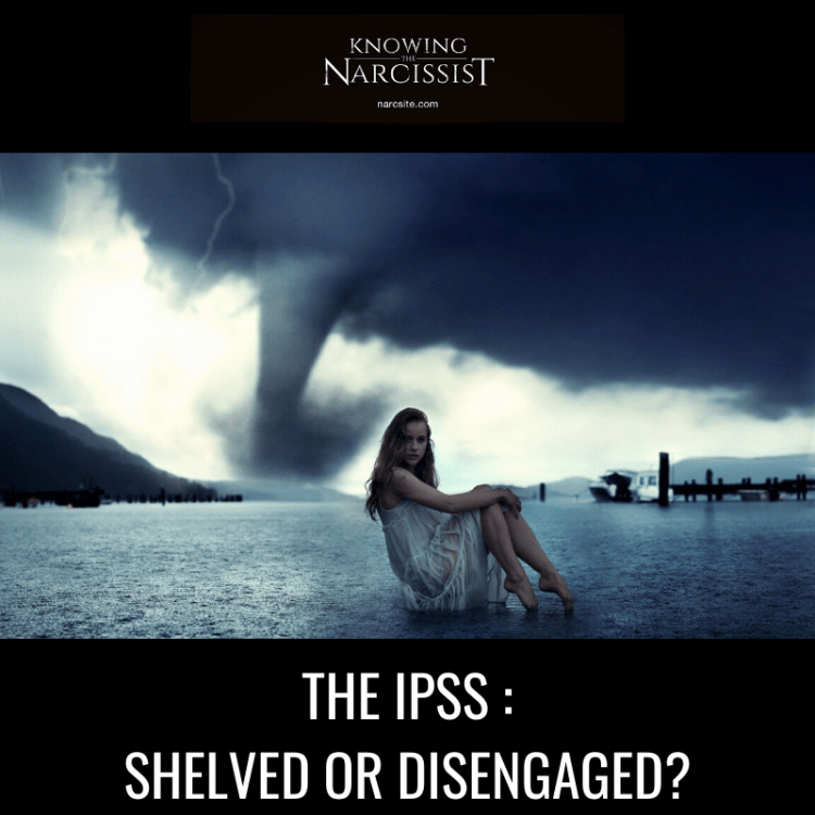 THE IPSS _ SHELVED OR DISENGAGED?