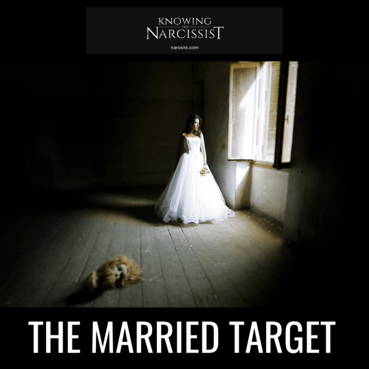 THE MARRIED TARGET