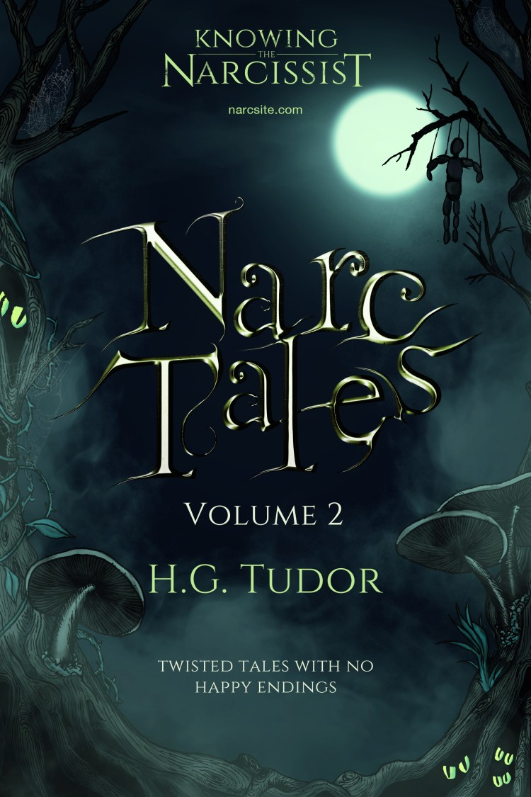1. H.G Tudor - Narc Tales Volume 2 e-book cover
