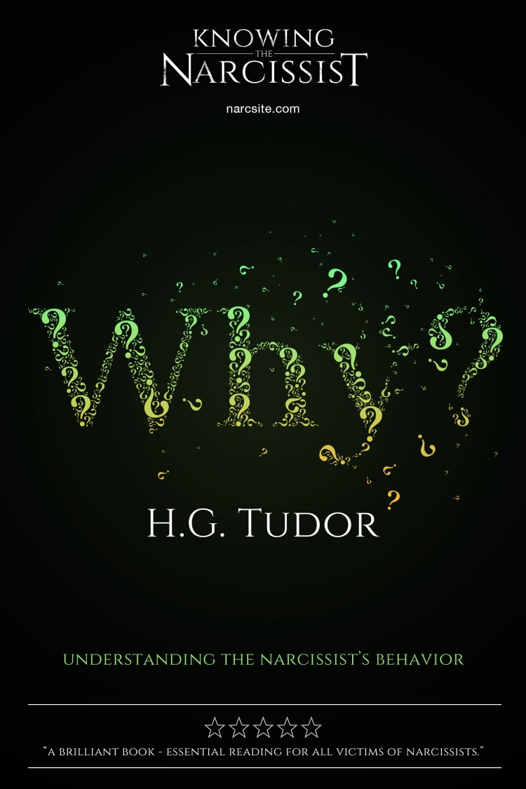 H.G Tudor - Why e-book cover
