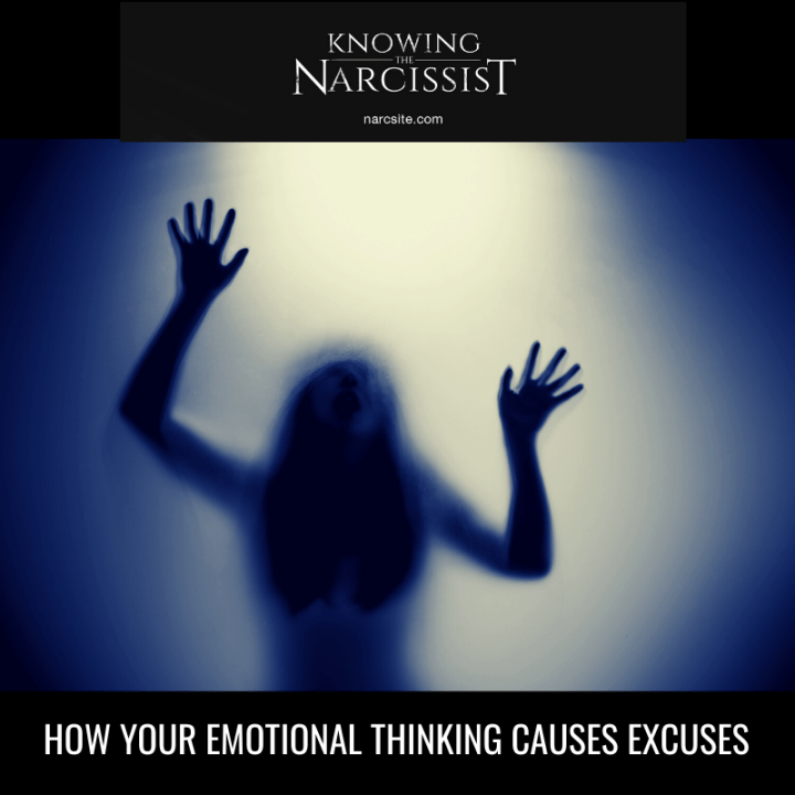 HOW YOUR EMOTIONAL THINKING CAUSES EXCUSES