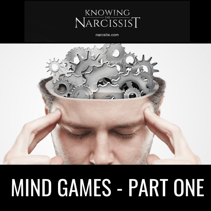MIND GAMES - PART ONE