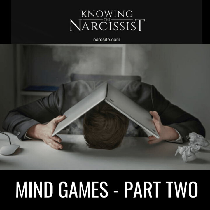 MIND GAMES - PART TWO