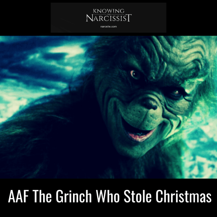 AAF The Grinch Who Stole Christmas