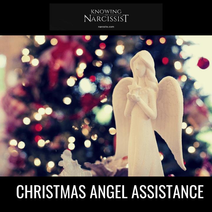 CHRISTMAS ANGEL ASSISTANCE