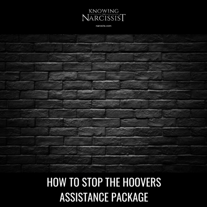 HOW TO STOP THE HOOVERS ASSISTANCE PACKAGE