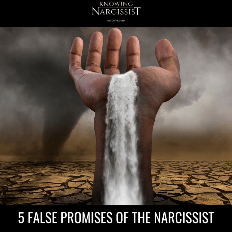 5 FALSE PROMISES OF THE NARCISSIST