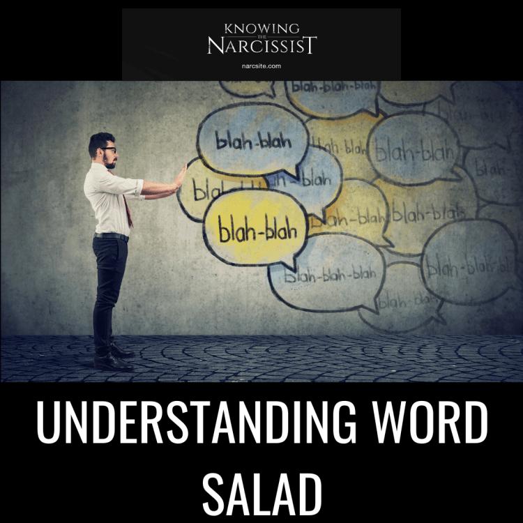 UNDERSTANDING WORD SALAD