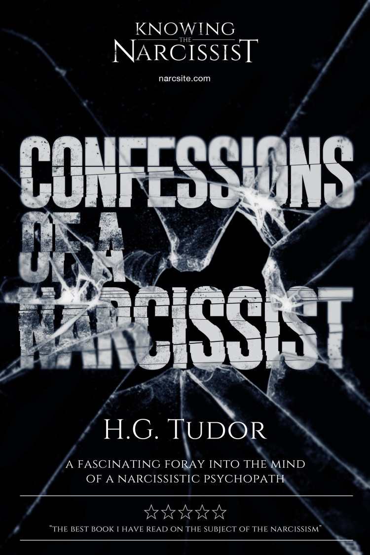 H.G Tudor - Confessions of a Narcissist e-book cover-2