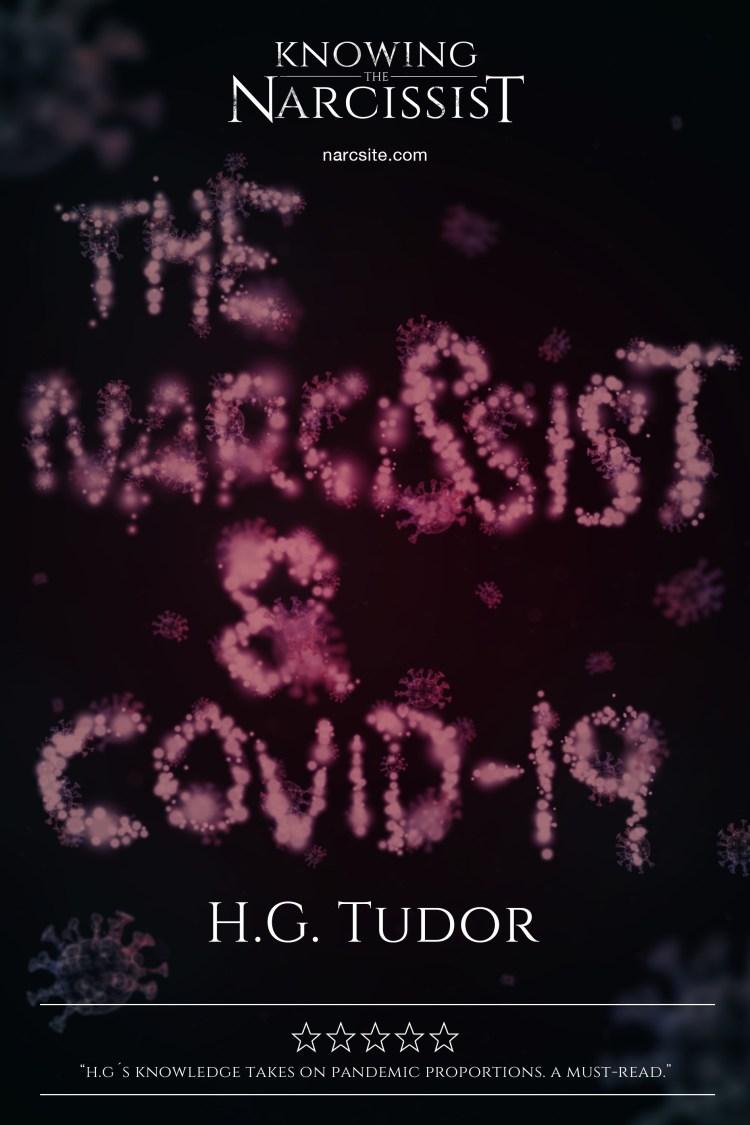 H.G Tudor - The Narcissist & Covid-19 e-book cover copy