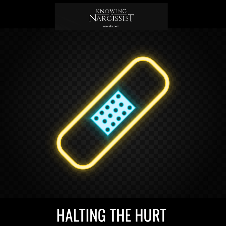 HALTING THE HURT