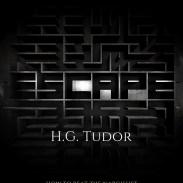 H.G Tudor - Escape e-book cover