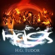 H.G Tudor - Horns & Halos e-book cover
