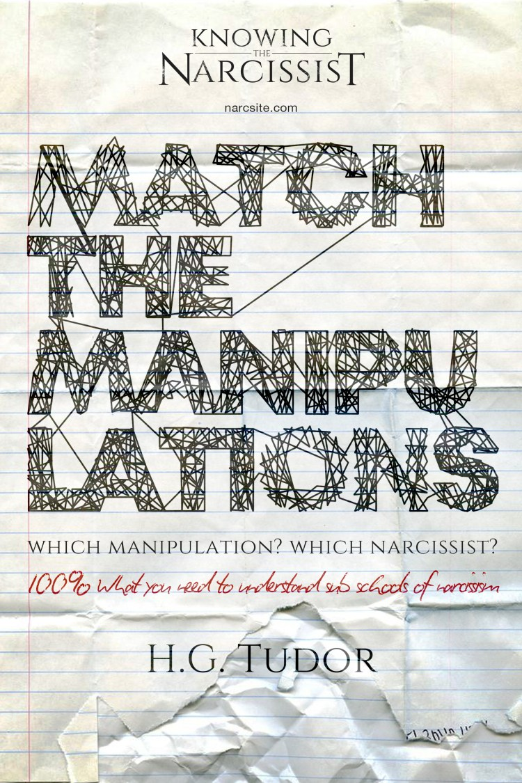H.G Tudor - Match The Manipulations e-book cover