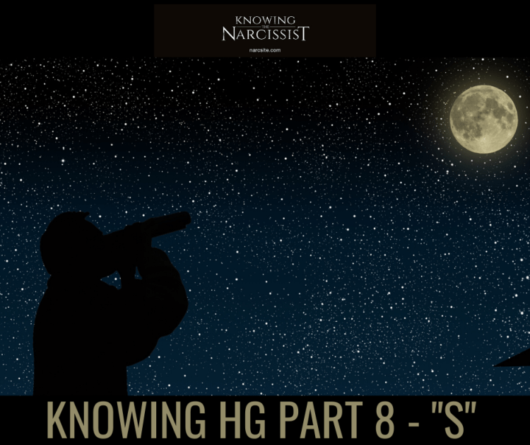 KNOWING HG PART 8 - S