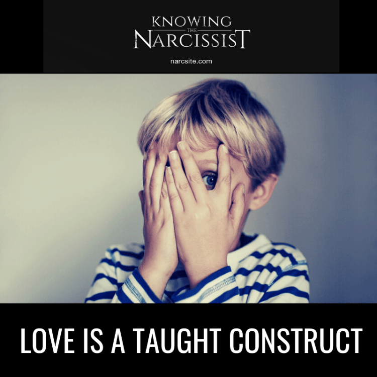 LOVE-IS-A-TAUGHT-CONSTRUCT