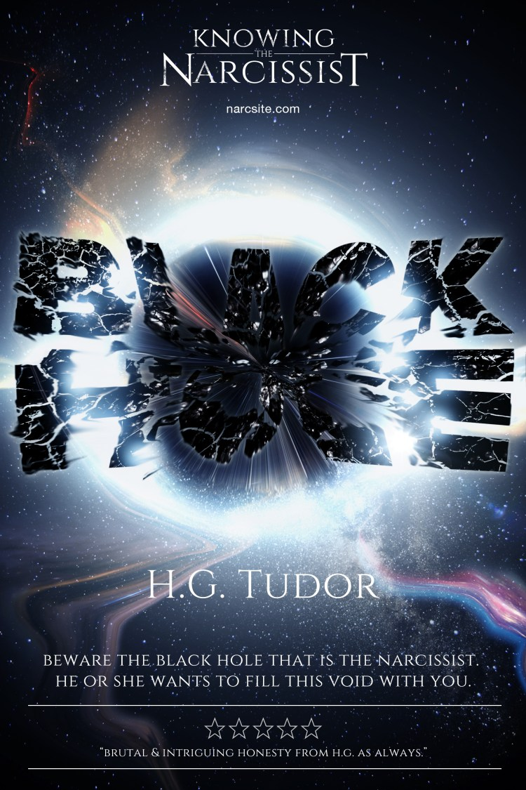 H.G Tudor - Black Hole e-book cover