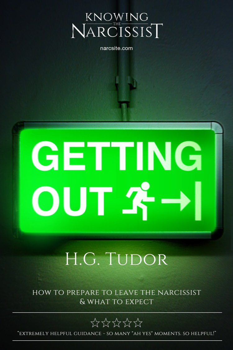 H.G Tudor - Getting Out e-book cover