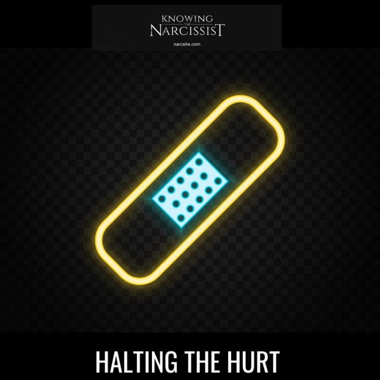 HALTING-THE-HURT