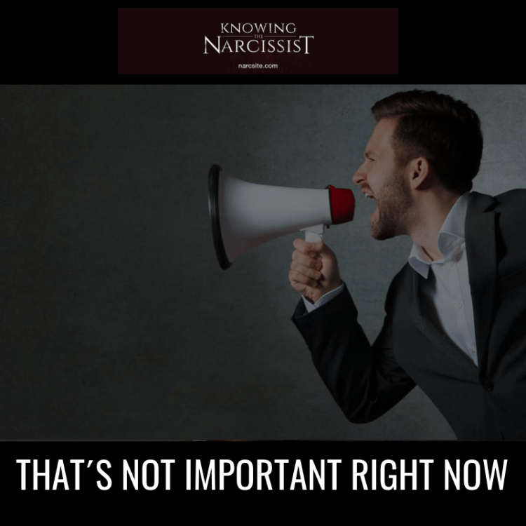 THAT´S-NOT-IMPORTANT-RIGHT-NOW