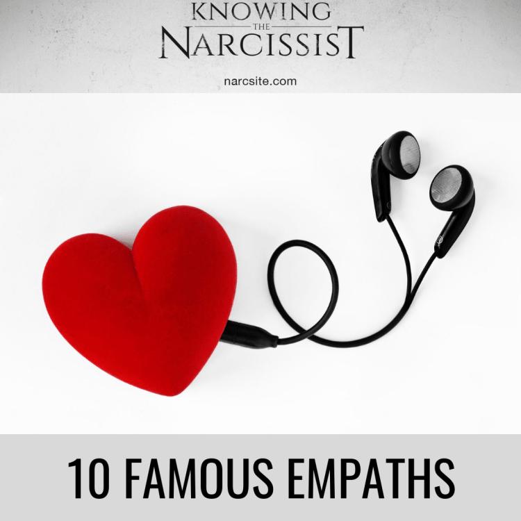 10 FAMOUS EMPATHS