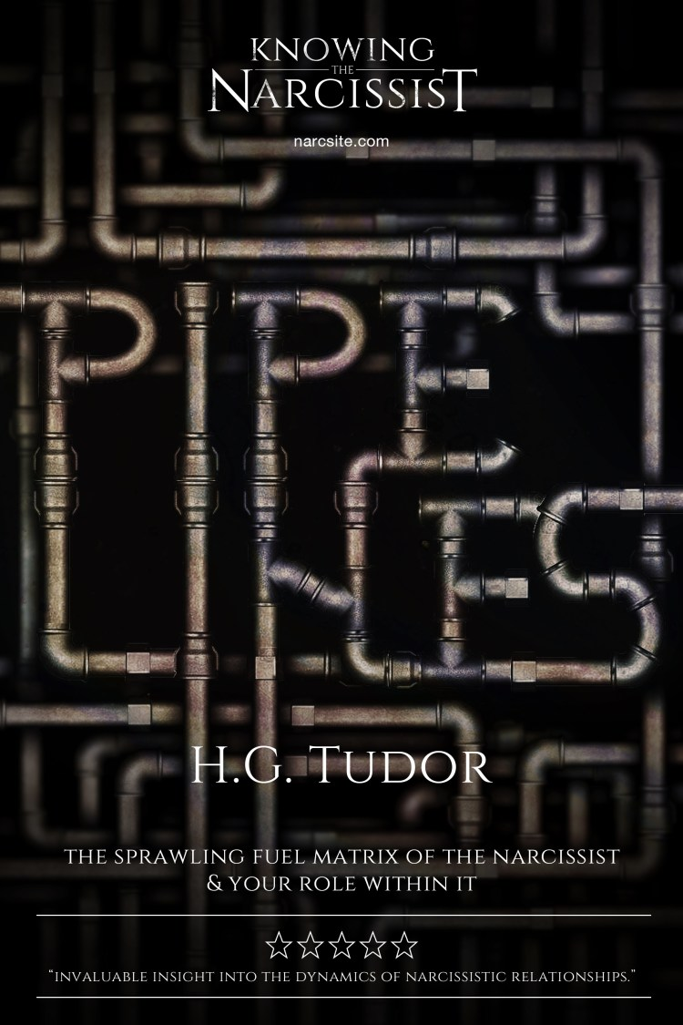 H.G Tudor - The Narcissist's Pipe Lines e-book cover