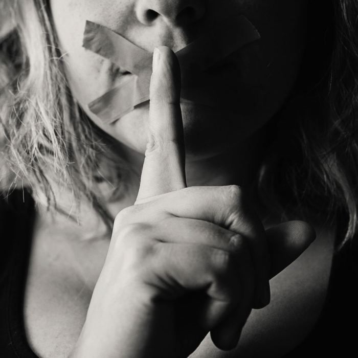 no more silence for the abused