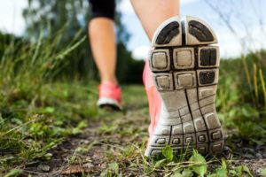 Walking improves spinal and cardiovascular health