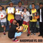 Nardwuar the Human Serviette vs. Odd Future!