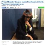Nardwuar vs. Stephen Harper (2015)