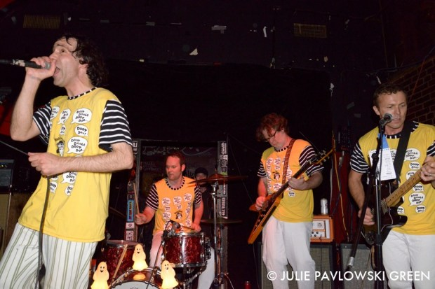 The Evaporators !