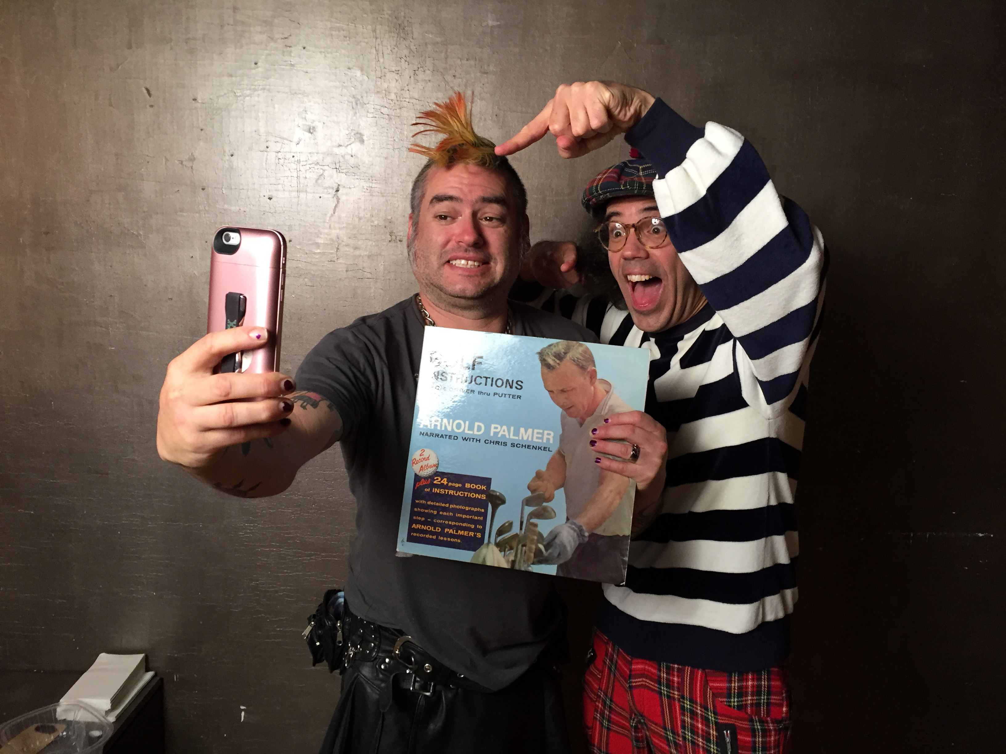 Take 2: Fat Mike, Nardwuar ! Vancouver, BC Canada!