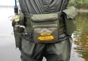 Пояс разгрузочный для рыбалки КИБАС