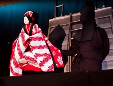 Bunraku Puppet Show