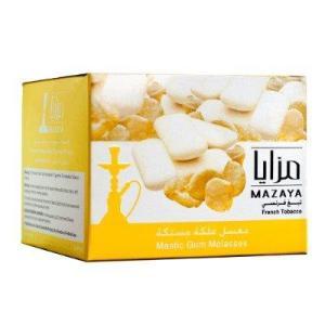 MAZAYA MASTIC GUM TOBACCO MOLASSES