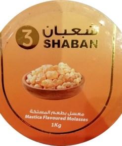SHABAN 3 TOBACCO MASTIC