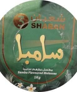 SHABAN3 TOBACCO (SAMBA)