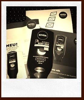 *Werbung* Produkttest Nivea In-Dusch Body Milk 1