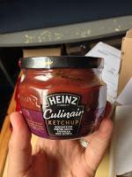 *Werbung* Produkttest Heinz Culinar Ketchup mit gerösteten Knoblauch, Thymian und Honig 26