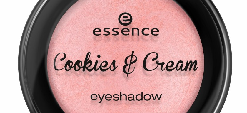 "*Werbung* Essence Limited-Edition ""cookies & cream"" 9"