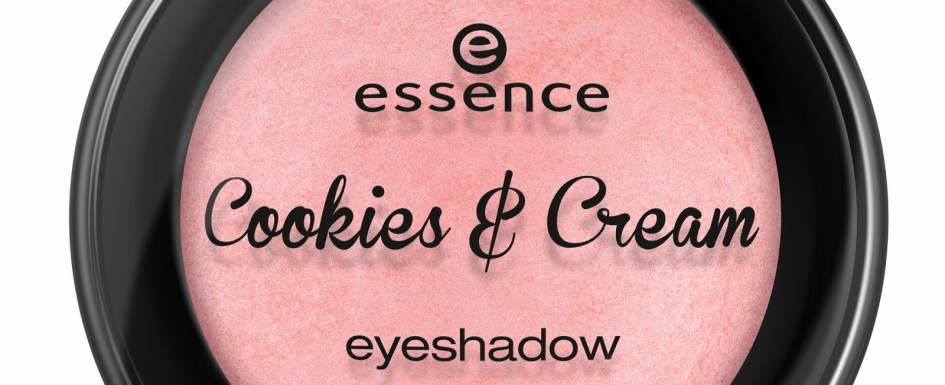 "*Werbung* Essence Limited-Edition ""cookies & cream"" 1"