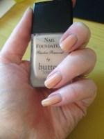 *Werbung* Produkttest Butter London Nail Foundation 3