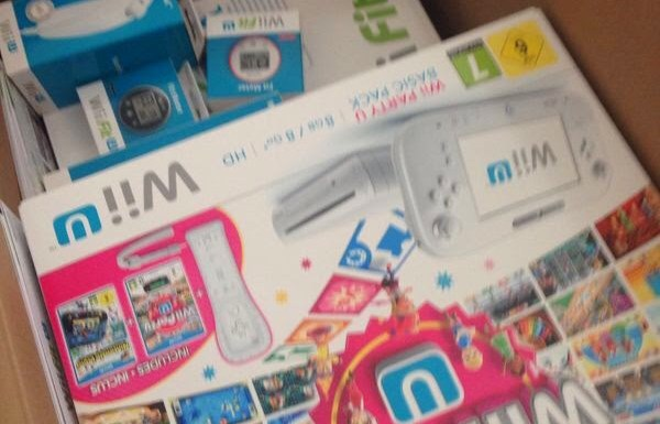 *Werbung* Produkttest Nintendo Wii-U 1