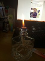 *Werbung* Shoptest Lampe Berger 4