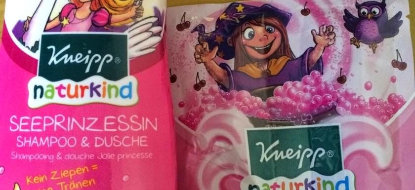 *Werbung* Produkttest Kneipp Naturkind Seeprinzessin und Zauberhexe 9