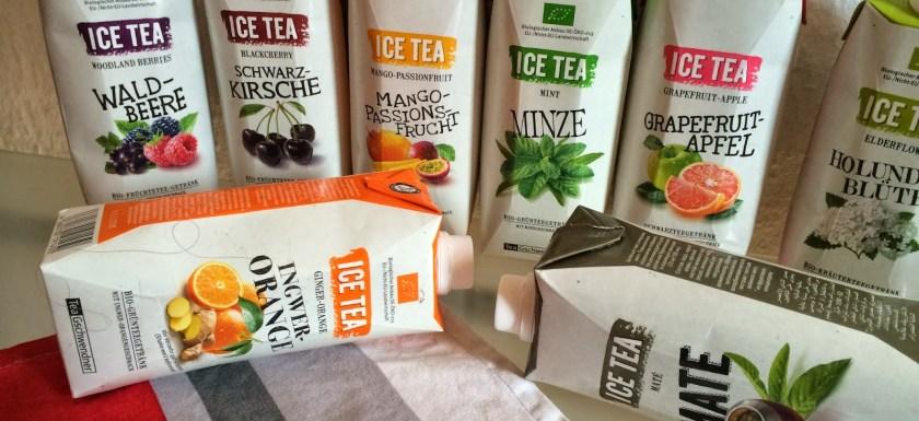 *Werbung* Produkttest Eistee von Tee Gschwender 1