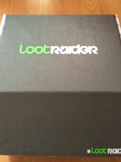 *Werbung* Unboxing Lootraider Box Headshot Loot 2