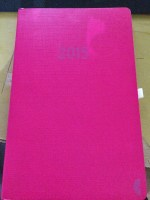 *Werbung* Produkttest Chronobook Colour Edition in Pink by Avery Zweckform 2